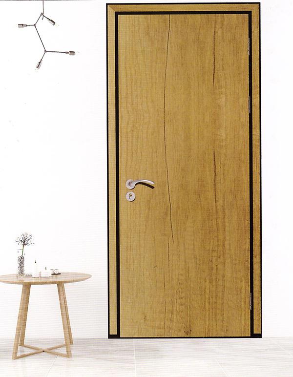 高端铝木生态门价格