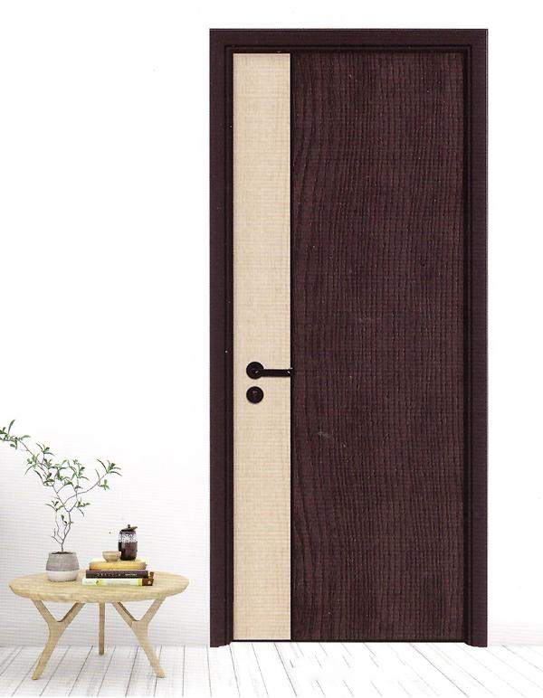 优质铝木生态门价格