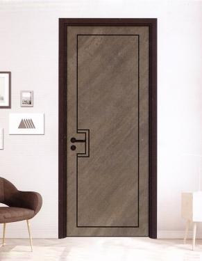 高档铝木生态门