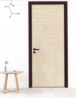 高端生态铝木门