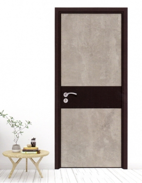 优质铝木生态门